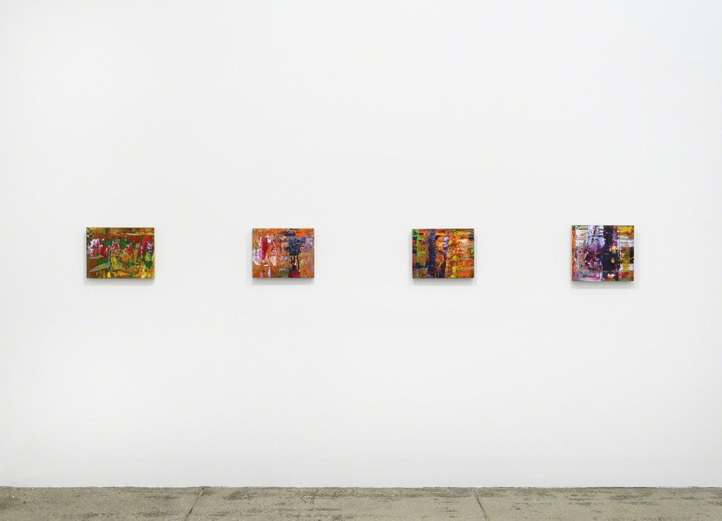Gerhard Richter, Paintings and Drawings, Installation View, Marian Goodman Gallery, New York, May 7 – June 25, 2016
