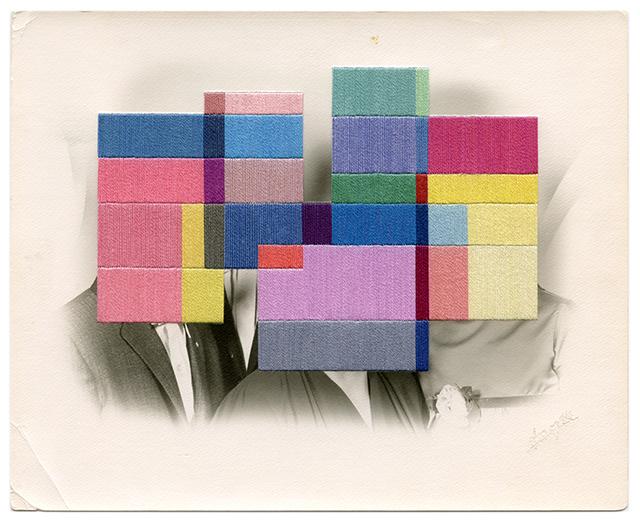 Julie Cockburn, 'Linchpin', 2019, Flowers