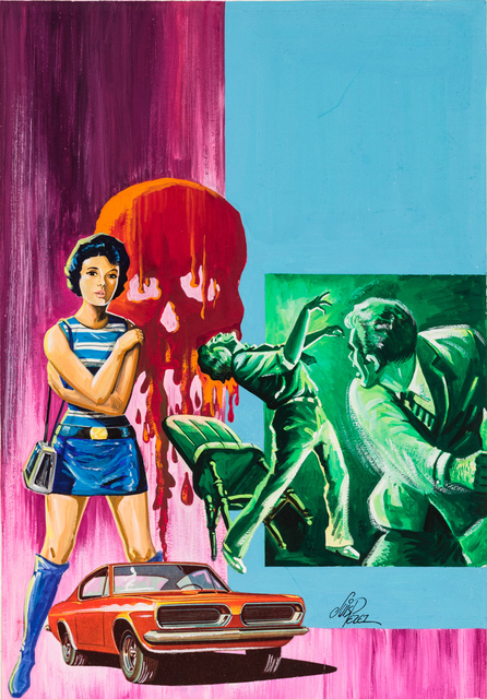 'Untitled (Woman with zombies)', c. 1960-75, Ricco/Maresca Gallery