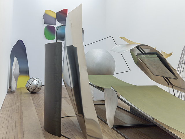 Liu Wei 刘韡, 'Transparent Land', 2016, Lehmann Maupin