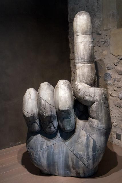 , 'Hand ,' 2014, Mirav Katri