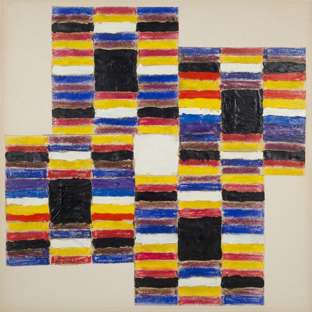 , 'Ascending I,' 1958, Fleisher/Ollman