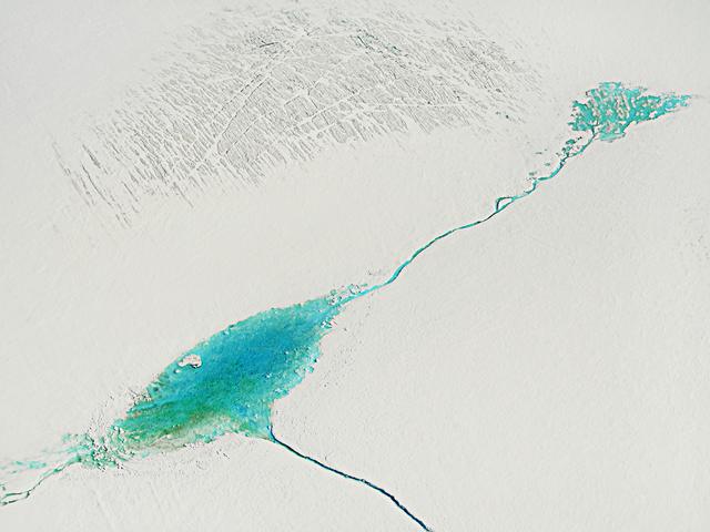 Henrik Saxgren, 'Glacier Lagoon', 2016, Hans Alf Gallery
