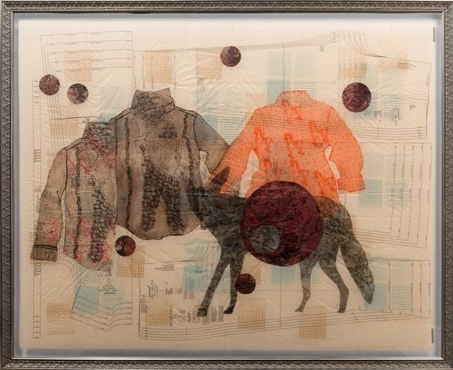 , 'stigmata,' 2014, Kare Art Gallery