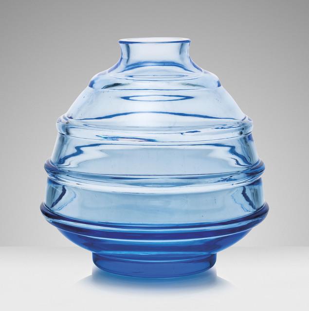 Greta-Lisa Jäderholm-Snellman, 'A rare vase', designed 1937, Design/Decorative Art, Coloured glass, Christie's