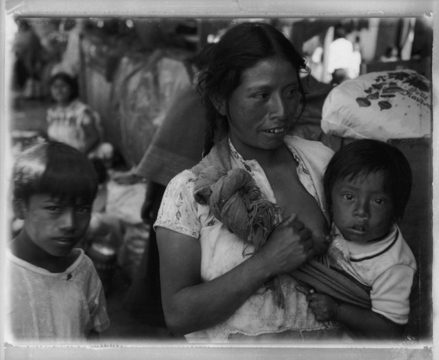 , 'Mother and Child, Market, San Cristóbal de las Casas,' 1995, Etherton Gallery