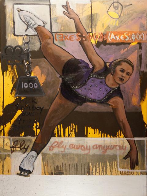 Jack Chevalier, 'Tonya', 2019, Linda Hodges Gallery