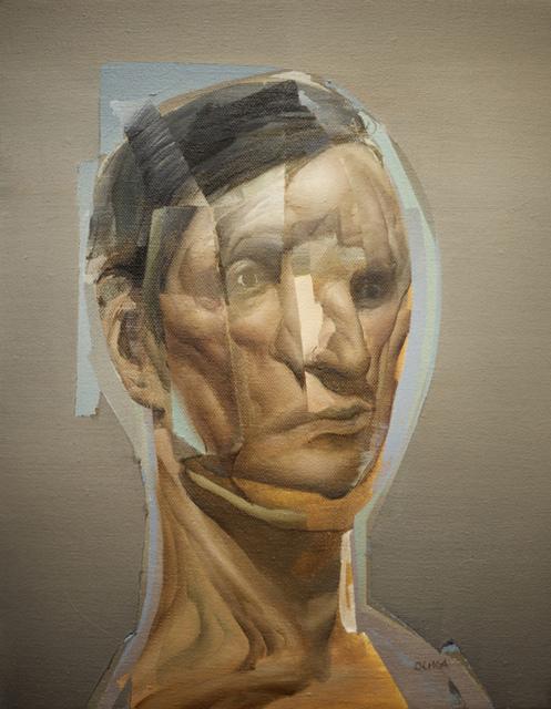 , 'Self Portrait,' 2017, Stanek Gallery