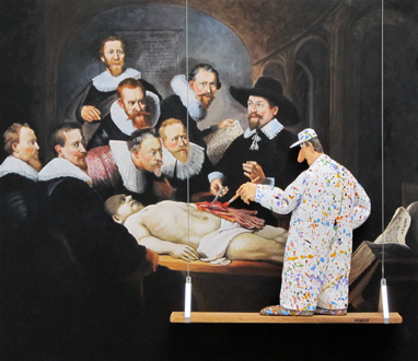 , 'The Anatomy Lesson of Dr. Tulp (Unknown Artist from the School of Rembrandt),' , Zenith Gallery
