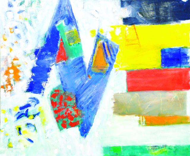 , 'Tango,' 2009, Walter Wickiser Gallery