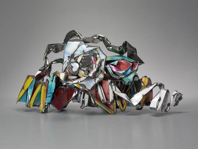 John Chamberlain, 'Ya Hoodie', 1996, Yale University Art Gallery