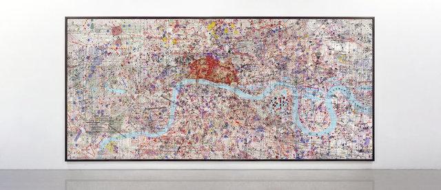 Gert Jan Kocken, 'Depictions of London 1940-1945 (Close-up)', 2019, GRIMM
