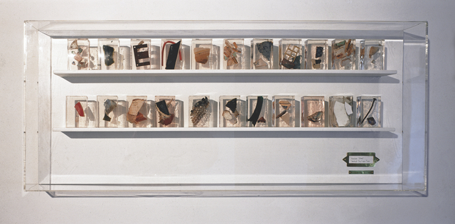 , 'District Six: Museum Case # 1, Constitution St,' 1993, Goodman Gallery