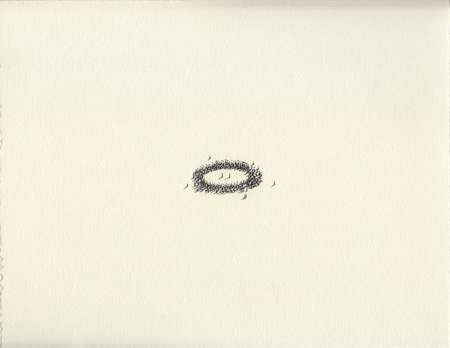 , 'Marées humaines (Conflits II) / Human Tides (Conflicts II),' 2017, Art Mûr