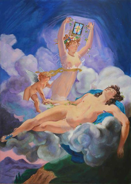 , 'El dia (Aurora y Céfalo),' 2009, MAMAN Fine Art Gallery