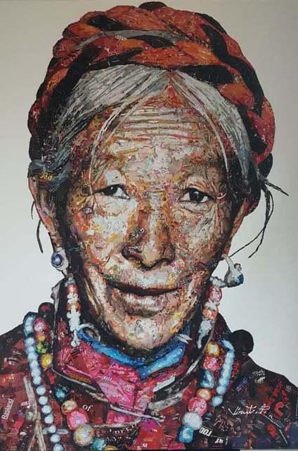 Virut Panchabuse, 'Old Tibet', 2019, In Arte Veritas