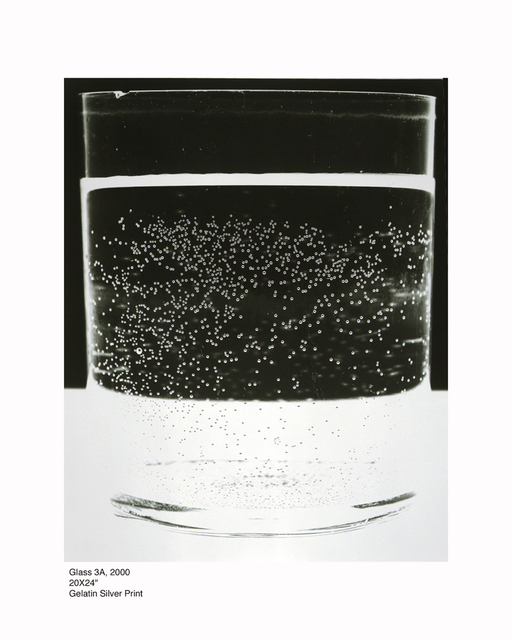 Amanda Means, 'water Glass 3', 2000, Ricco/Maresca Gallery