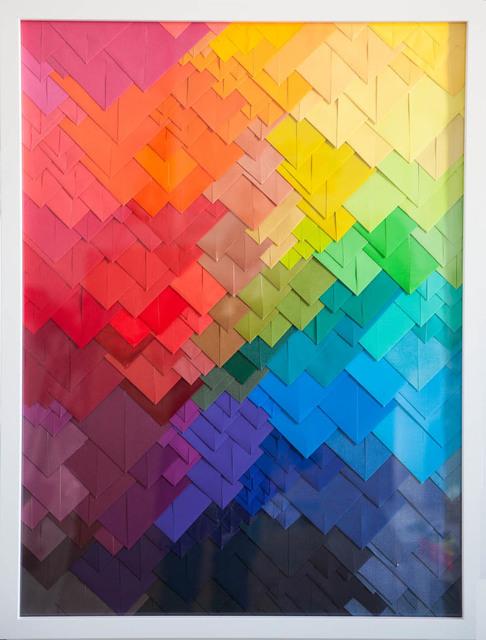 Maud Vantours, 'TRIANGLES #13 - ORIGINAL WORK', 2016, ArtStar