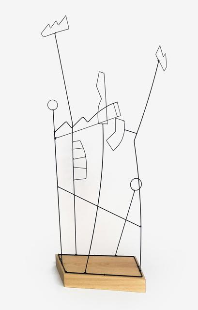, 'Wire Landscape III,' 2017, Uprise Art