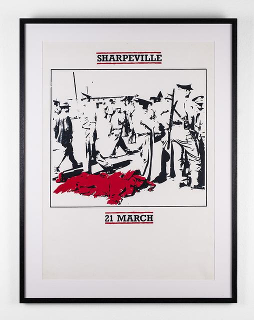 , 'Sharpeville,' 2009, SMAC