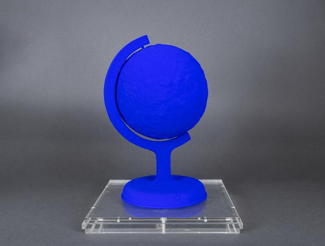 Yves Klein, 'La terre bleue', 1957, Sculpture, IKB pigment and synthetic resin on plaster, Simon Studer Art