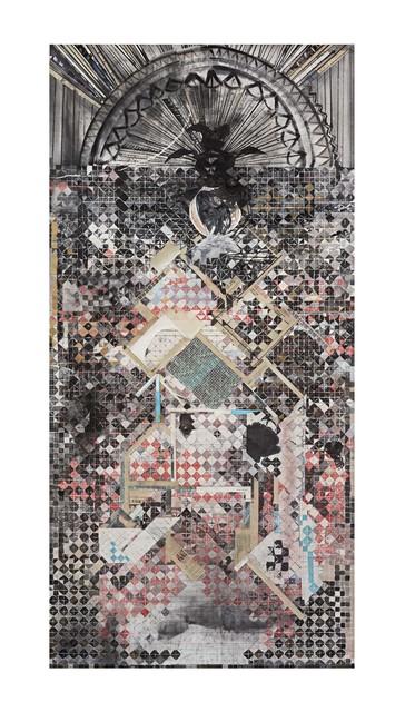 , 'Asia Map NO.140711,' 2014, Tang Contemporary Art
