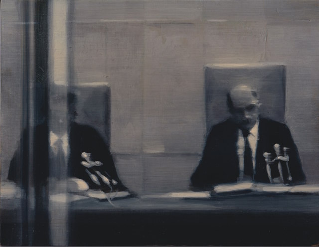 Ben McLaughlin, 'The Complete Gallery of the Animal Kingdom', 2021, Painting, Oil on panel, Hosfelt Gallery