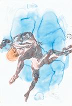 Eric Fischl, 'Untitled: Dancers (Blue Couple)', 2004, Hexton Gallery