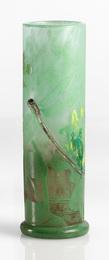 """Daum, '""""Libellules"""" Vase,' circa 1904, Sotheby's: Important Design"""