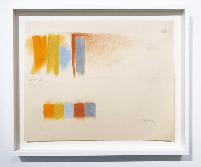 Friedel Dzubas, 'Untitled', 1970, Leslie Feely