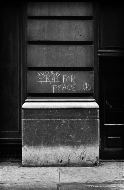 , 'Work For Peace,' 1962, Subliminal Projects