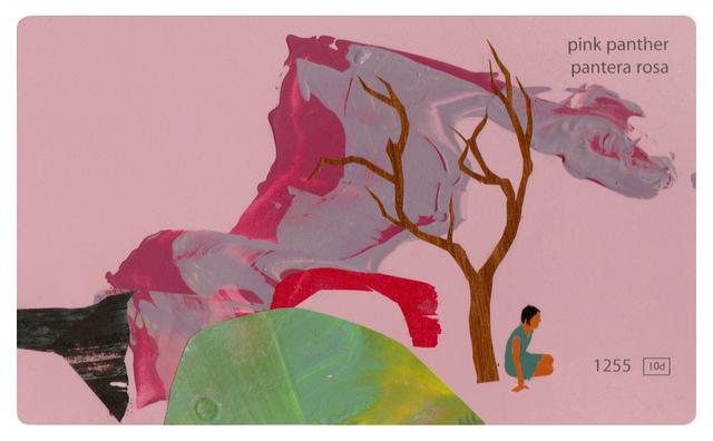 , 'Pantera Rose ,' 2017, Hashimoto Contemporary