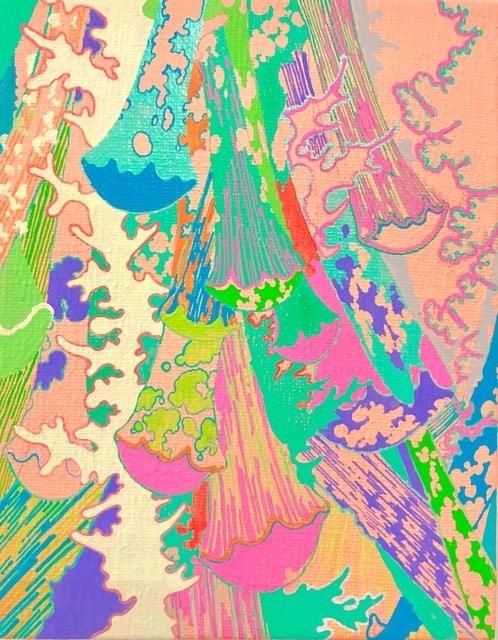 , 'Pollen No. 14,' 2018, ART LABOR Gallery