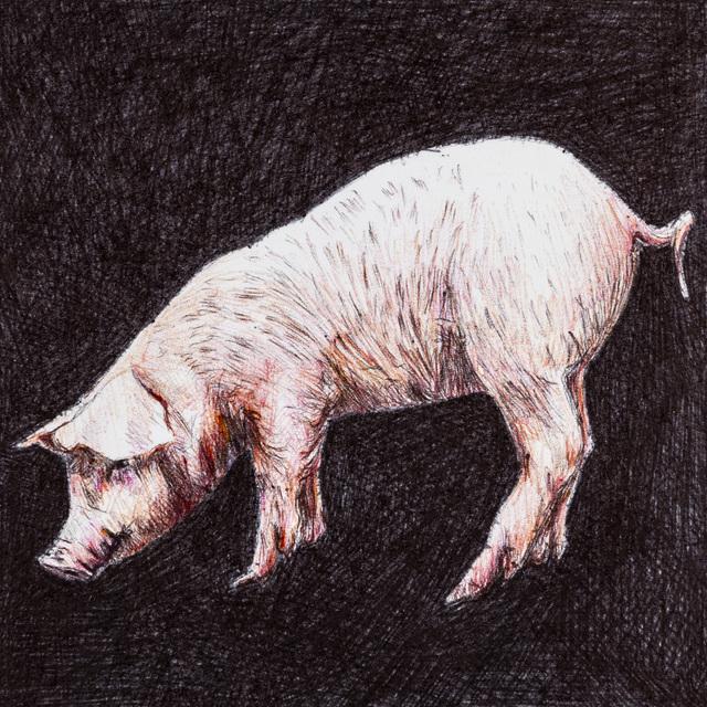 , 'I don't Draw on Sundays - 7613,' 2018, Beatriz Esguerra Art