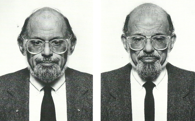 , 'Allen Ginsberg, from the series Hidden Image,' 1993, Le Guern Gallery