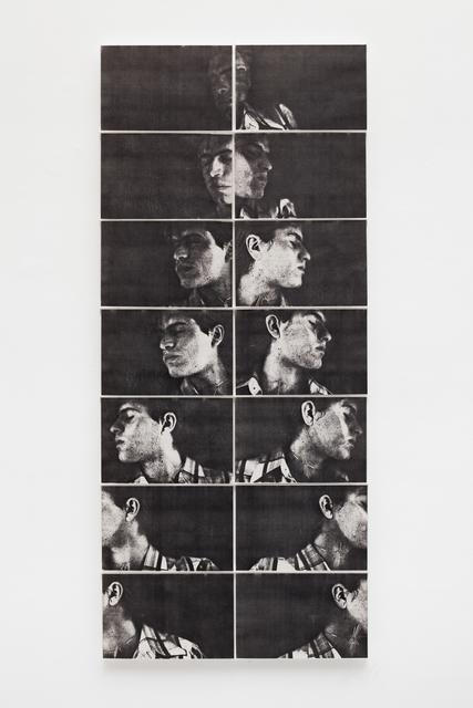 , 'Espelho invertido (Inverted mirror),' 1979, Zipper Galeria