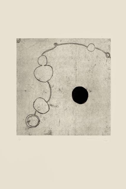 , 'Pausa, separación h,' , Galería Emma Molina