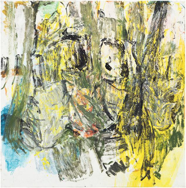 Anna Retulainen, 'Weissensee (yksityiskohta)', Helsinki Contemporary