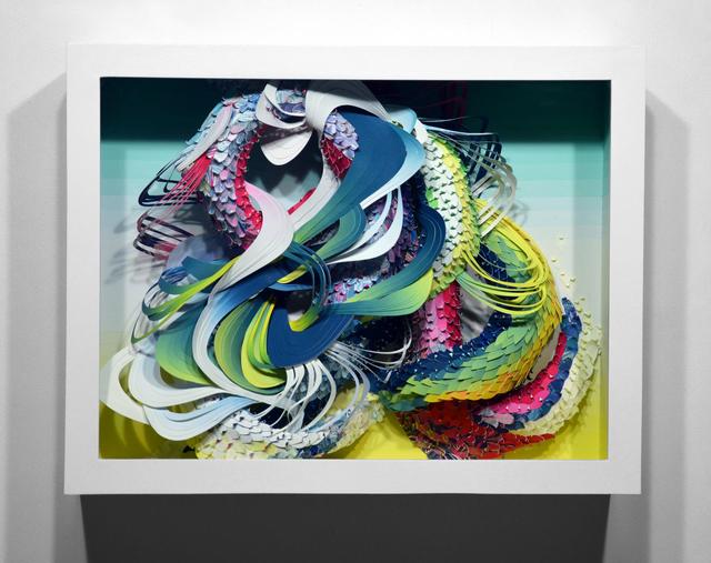 , 'Spectrum: Bio Interloper III,' 2014, Hashimoto Contemporary