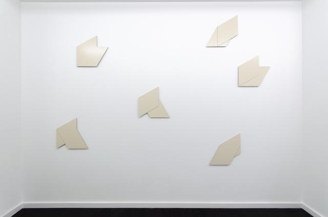 Hartmut Böhm, 'Formation aus Gegenüberstellungen 1-6', 2008-2009, Bartha Contemporary