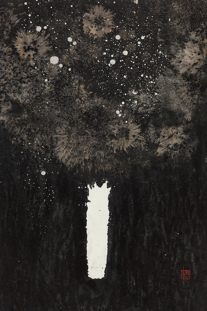 , 'Flower and Vase,' 2017, M. Sutherland Fine Arts