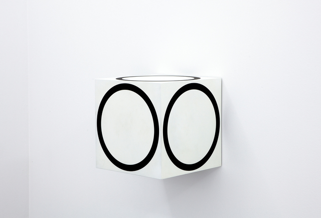 , 'CIRCLES ON A CUBE,' 1968-2011, KW Institute for Contemporary Art