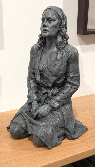 Sean Henry, 'Maquette for Kneeling Woman (Hedda)', 2018, Osborne Samuel
