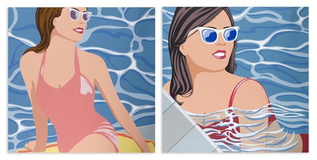 , 'Summer Diptych,' , Joanne Artman Gallery