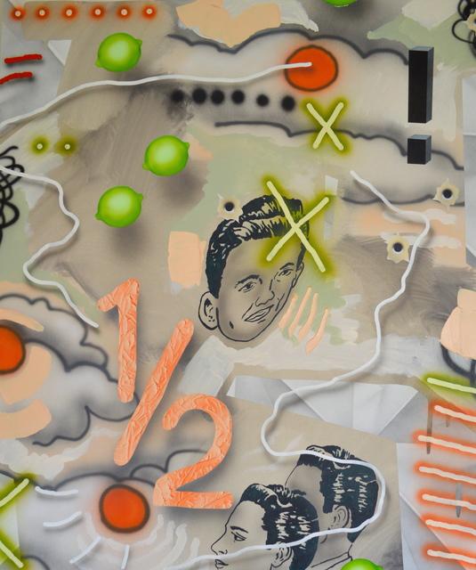 , 'Half,' 2015, Peerless Arts