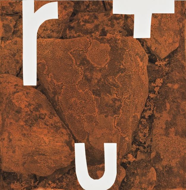 , 'Rut,' 2016, Paul Stolper Gallery