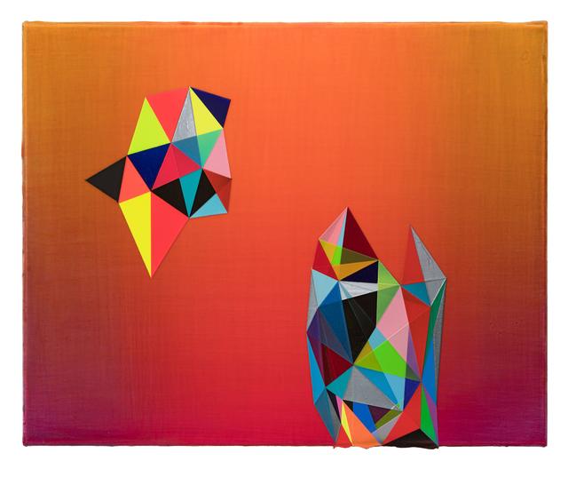 , 'Bloom,' 2018, Walter Storms Galerie
