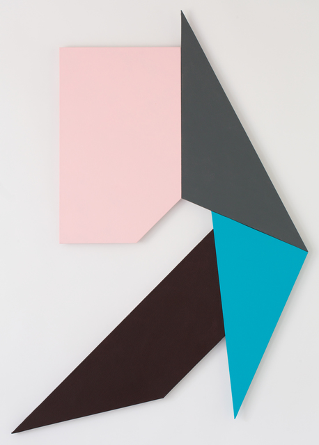 , '6-Polarity,' 2014, Berry Campbell Gallery