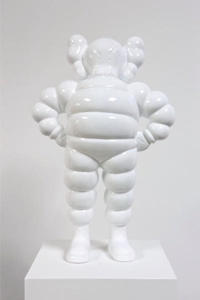 KAWS, 'Chum (White)', 2009, Ross+Kramer Gallery