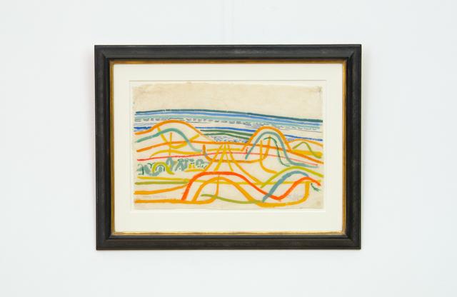 , 'Dunes (Cape Cod),' 1954, Hagemeier